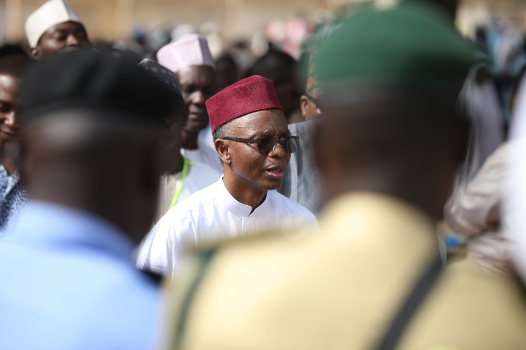 Nasir El-Rufai, the current governor of Kaduna was a student alongside Zakzaky at the Ahmadu Bello University
