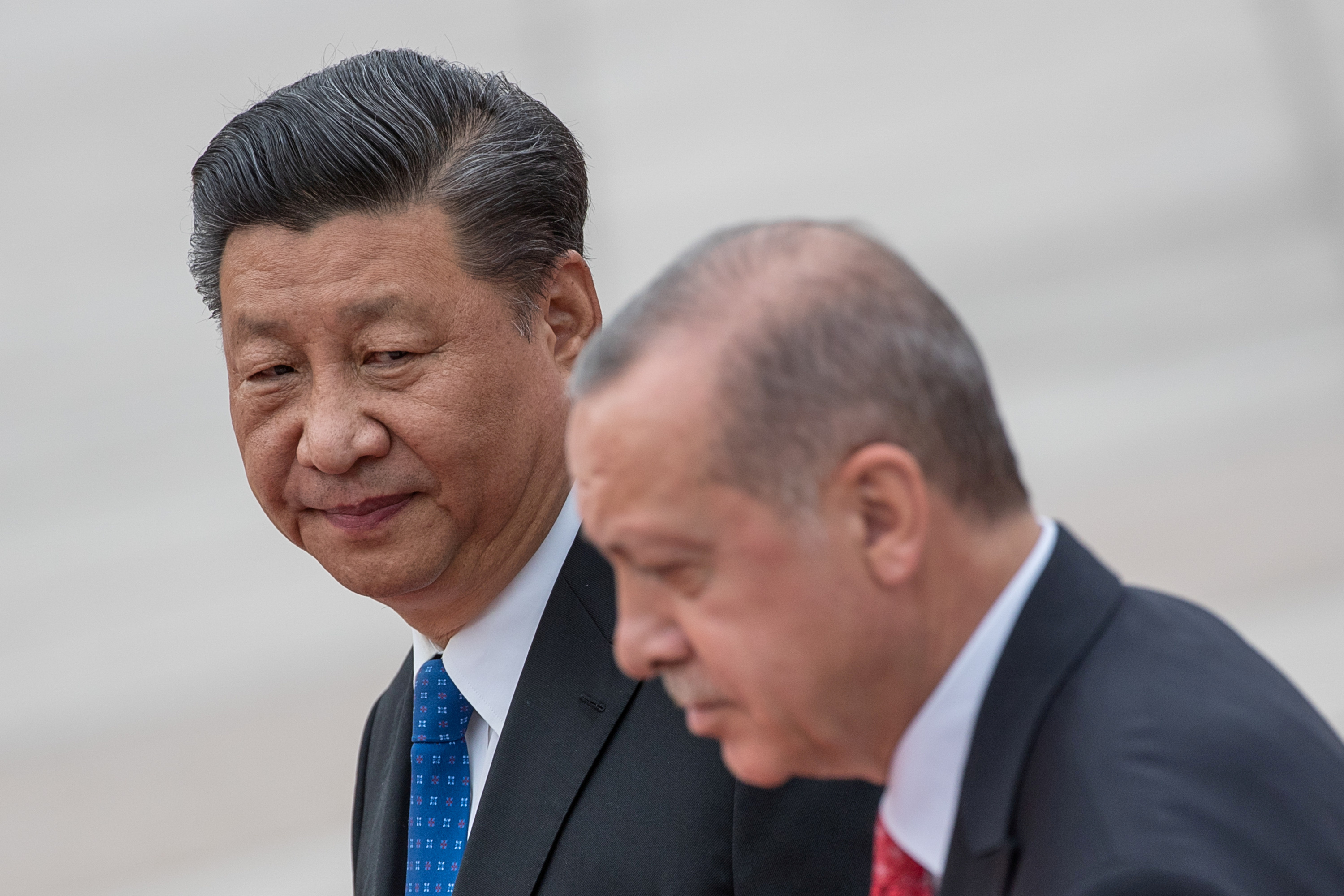 Critics fear that Turkey's support Uighurs will be watered down following attempts to improve relations with China (Reuters)