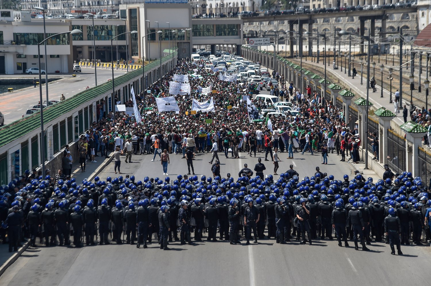 Algeria protest 28 May AFP