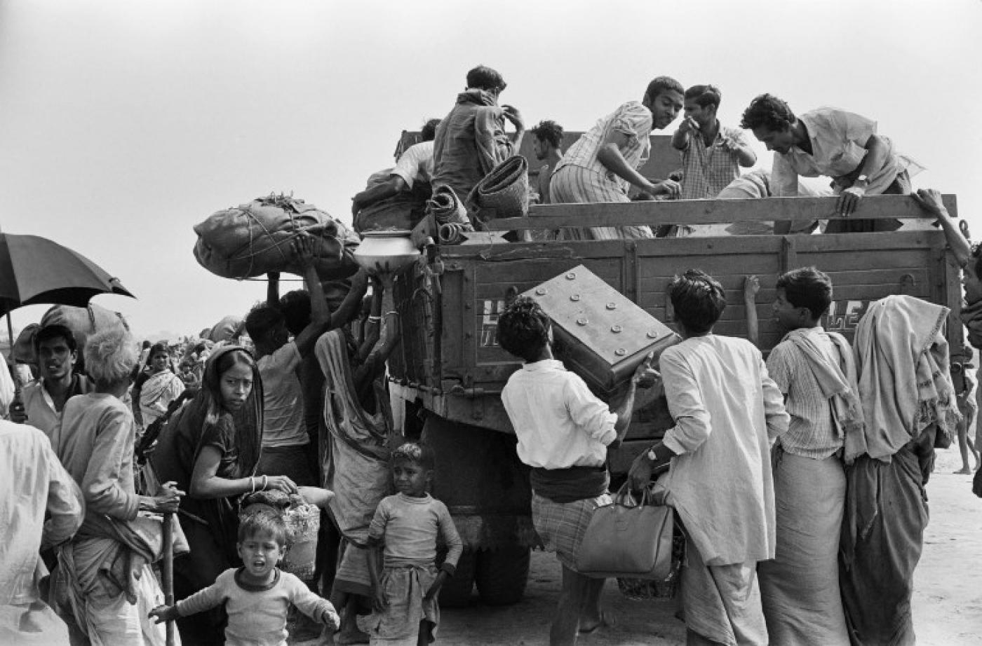 Thousands of Bangladeshis sought refuge in Britain during the 1971 War of Independence (AFP)