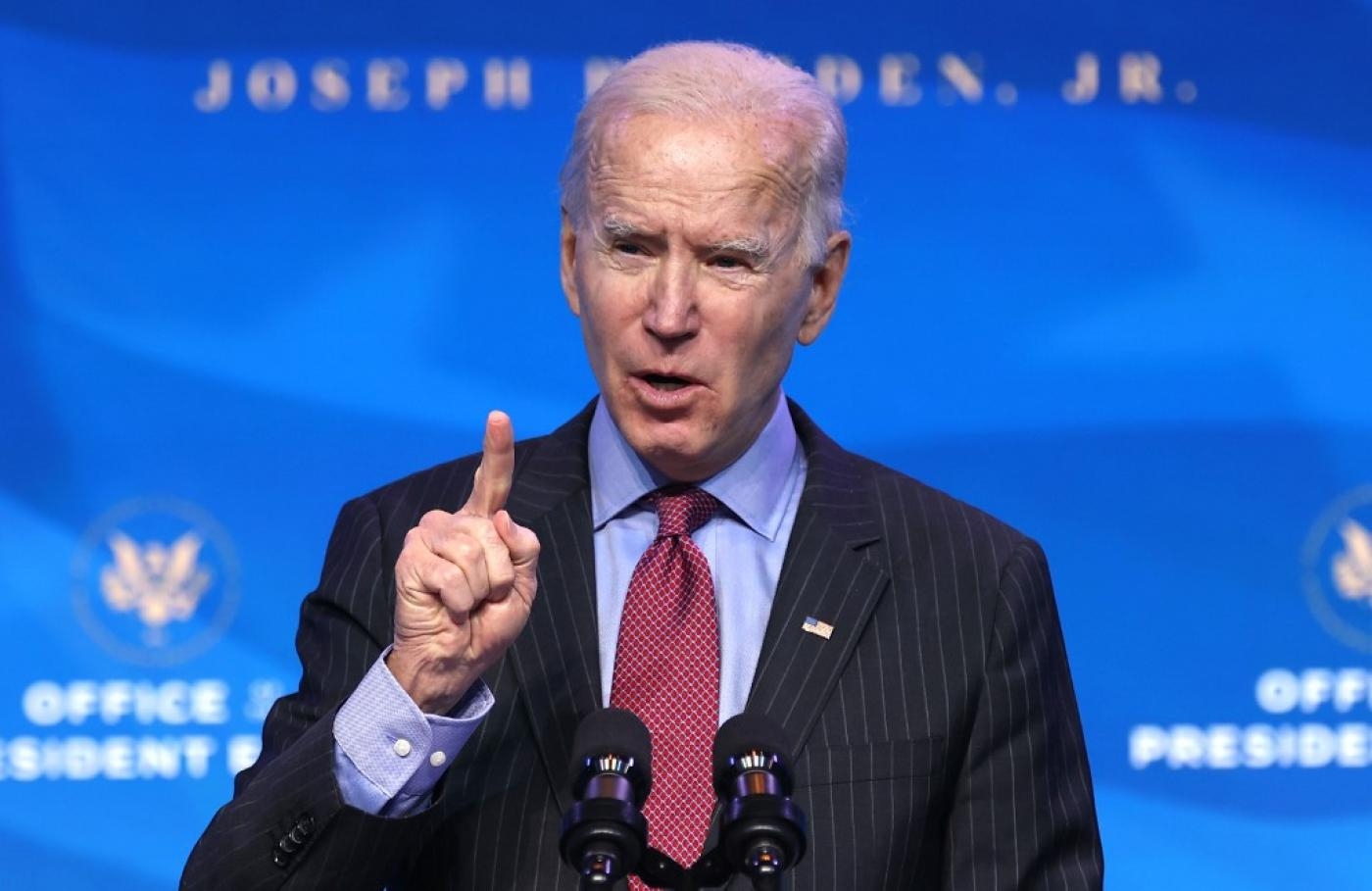 Biden has expressed an intention to pursue a foreign policy based on human rights, and has criticised both Saudi Arabia and Egypt.