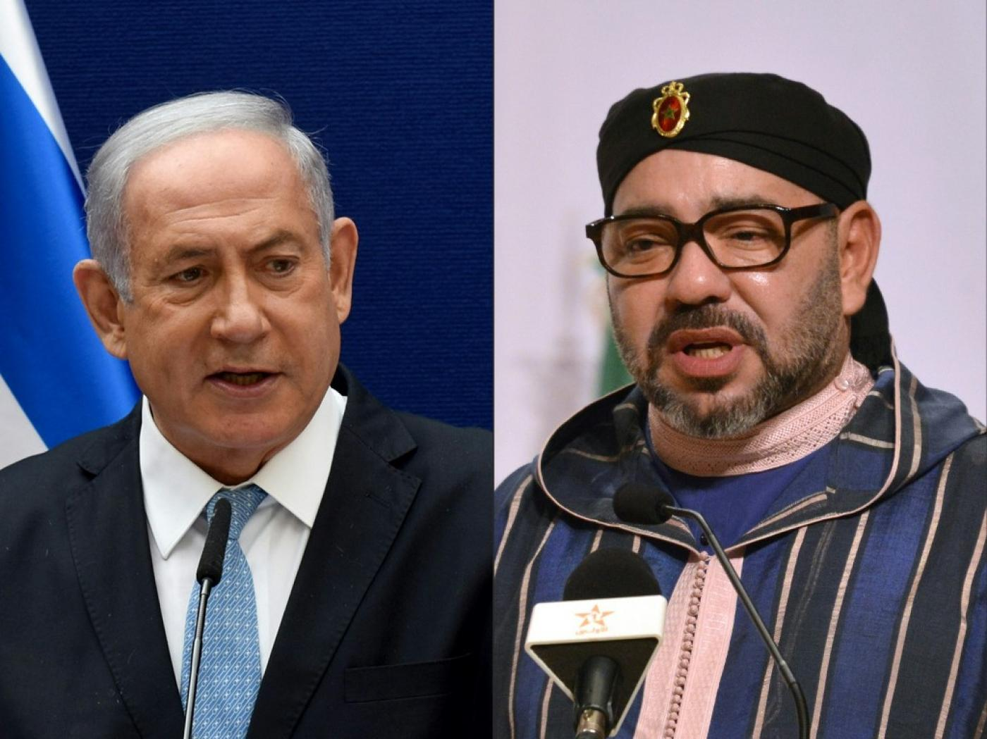 Prime Minister Benjamin Netanyahu and Morocco's King Mohammed VI spoke over the phone on Friday.