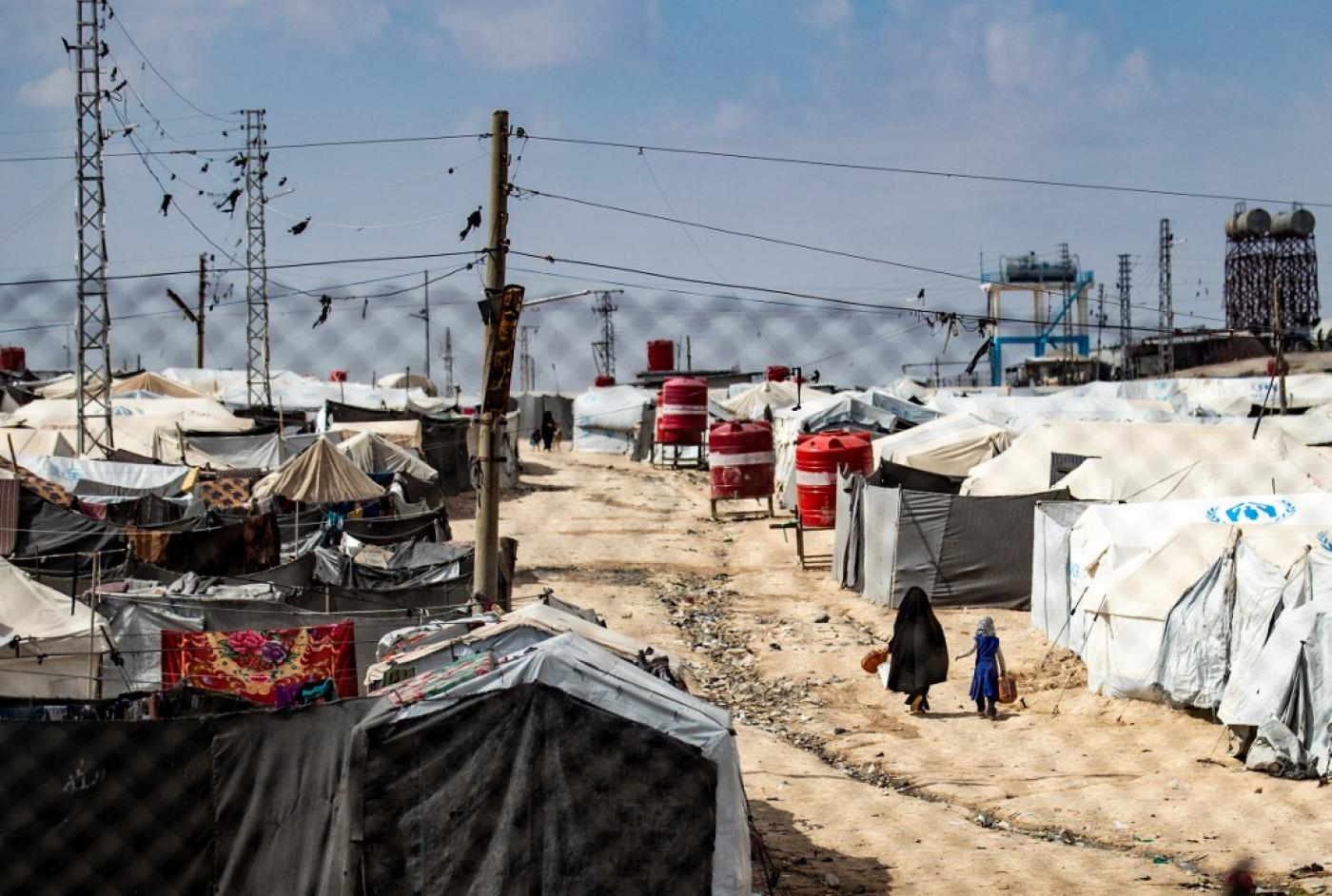 More than 64,000 individuals, mostly women and children, are currently stuck in detention camps in Syria.