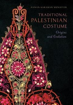 Traditional Palestinian Costume Book Cover
