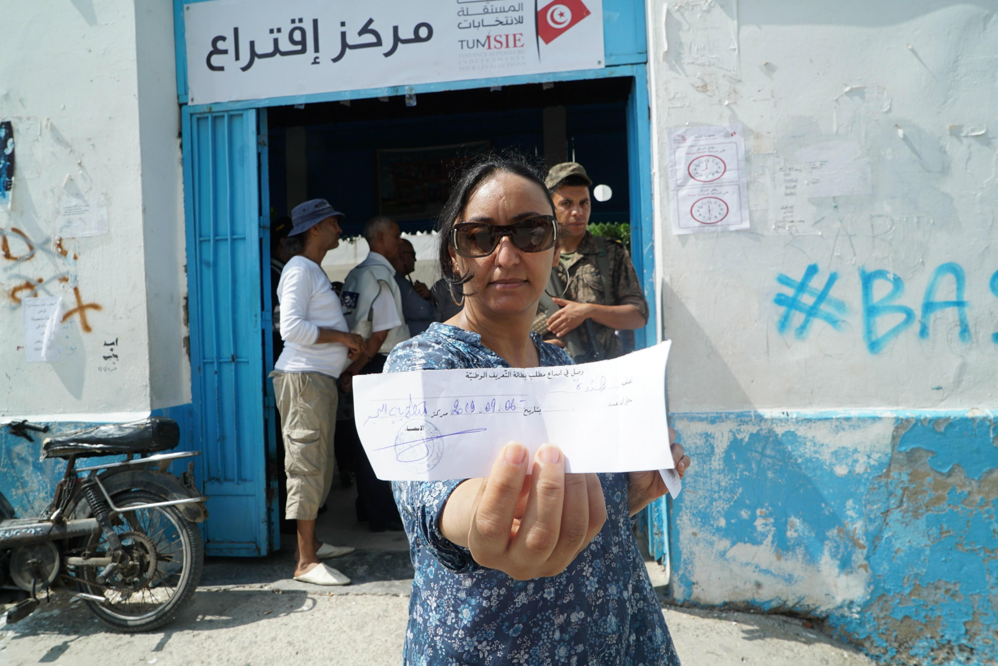 Some people have been prevented from voting on the grounds that they did not have the right identification documents (MEE/Faisal Edroos)